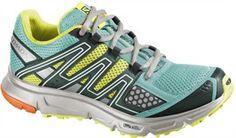 We LOVE these Salomon Running Shoes around here!