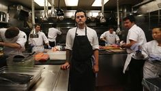 At age 29, Brady Williams is the new chef at Canlis and only the sixth in the renowned restaurant's history. (Alan Berner/The Seattle Times)