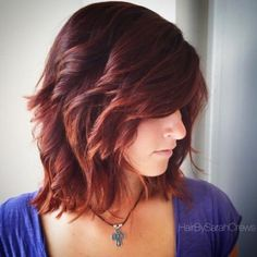 15 Hottest Medium Length Hairstyles
