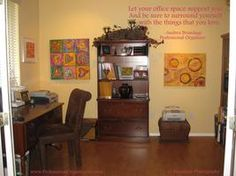 Get Organized: Creating Office Space That Supports You. Workshop on July 30th.  https://www.professionalorganizerAZ.com
