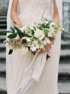 Elegant and Graceful Wedding Ceremony Inspiration in Atlanta