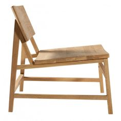 Oak N2 lounge chair - OISHI Furniture & Homewares