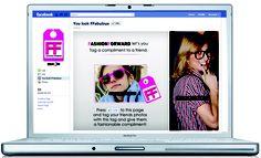 Hey, Facebook Users, You Look FFabulous! social Campaign 4 mako 2011