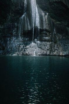 Gozalandia Falls in Puerto Rico