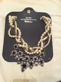 Amazing Zara necklace!