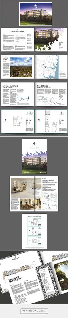 Kingswood - Property Branding on Behance - created via http://pinthemall.net