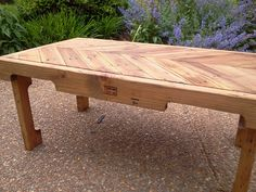 Finished (well, almost) coffee table. - The UP Project