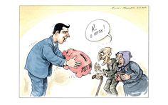 Σκίτσο του Ηλία Μακρή (04.05.17) | Σκίτσα | Η ΚΑΘΗΜΕΡΙΝΗ