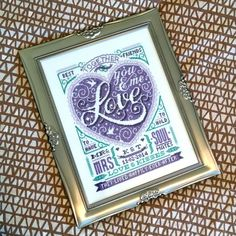 wedding cross stitch sampler | adrielle shay