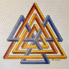 MC Escher (1898-1972) ontving ook veel brieven van wiskundigen en goed wiskundig onderlegde mensen, of ze stuurden hem boeken of uitnodigingen voor lezingen. Hierbij probeerden ze te converseren zoals je met een goed wiskundig onderlegd persoon over wiskunde converseert. Escher begreep er dan ook geen hout van.