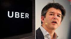 Uber CEO Travis Kalanick resigns after months of crisis.