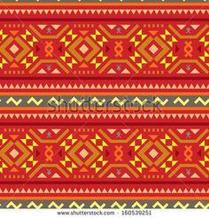 Beautiful fashion print #ethnic #pattern