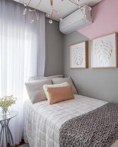 Bedroom Wall Designs, Room Design Bedroom, Room Ideas Bedroom, Home Room Design, Small Room Bedroom, Home Decor Bedroom, Bedroom Decor For Teen Girls, Teen Room Decor, Aesthetic Room Decor