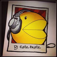 Dj Eatz Beatz logo