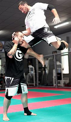 GKICKS - FIGHT'NESS Club / Fitness & Mixed Martial Arts / http://www.fitrippedandhealthy.com/gkicks-fightness-club-fitness-mixed-martial-arts-4/
