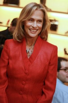Lauren Hutton... Naturally!