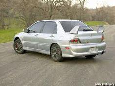 Dream car: Mitsubishi evolution MR 9