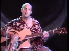 Henry Kaiser tells a story and plays guitar.