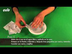 Cómo hacer máscaras venecianas | Manualidades