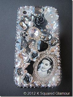 Lux Addiction Cell Phone Case