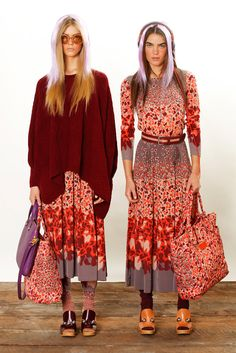 Marc by Marc Jacobs Resort 2013 collection.