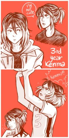 Third year Kenma