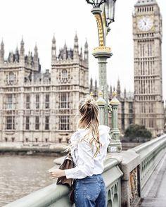 London England Big Ben Travel inspiration