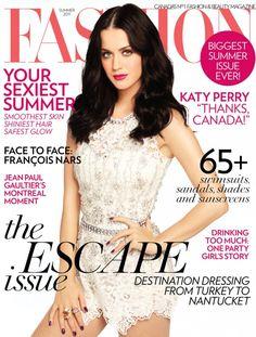 Katy Perry -- Fashion [circa 2011]