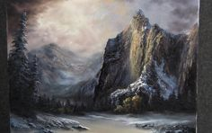 Paint with Kevin Hill - The Towering Mountains