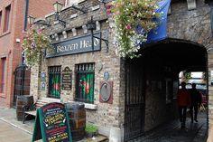 Ireland's oldest pub.  The Brazen Head, Dublin (1198)