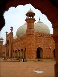 """Badshahi Mosque"""
