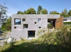 Wespi de Meuron Romeo . new CONCRETE house . Füllinsdorf (3)