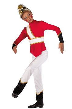 Dansco Toy Soldier Costume                                                                                                                                                                                 More
