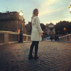 Ponte Sisto and Italian beauty