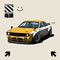ArtStation - Squad, subclas s Custom Hot Wheels, Custom Cars, Car Animation, Cool Car Drawings, Jdm Wallpaper, Cyberpunk, Street Racing Cars, Car Illustration, Car Colors
