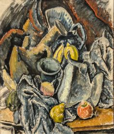 Max Weber - Still Life, 1911 at Institute of Art Chicago IL