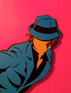 """ The Question (Renee Montoya) cut-out "" Dc Comics Characters, Disney Characters, Fictional Characters, Justice League Dark, Question Paper, Comic Character, Gotham, Harley Quinn, Cool Girl"