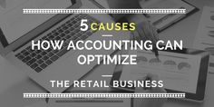 5 reasons why accounting and finance needy in retail business.