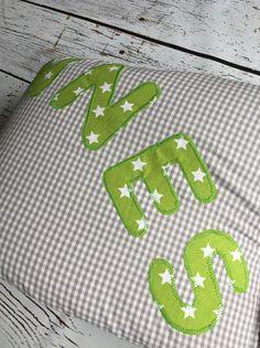 Babydecken - Namensdecke KuscheldeckeBabydecke  - ein Designerstück von mimo-bambino bei DaWanda