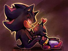 How cute. Love Shadow