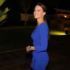 Royals & Fashion: Réception à l'ambassade de Suède, Pretoria