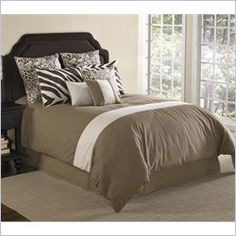 High Desert 9 or 10 Piece Comforter Set in Tan and Ivory Compare