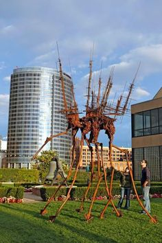 Plan now for a fall getaway to ArtPrize in Grand Rapids, Michigan. Two-day getaway: http://www.midwestliving.com/travel/michigan/grand-rapids/fall-getaway-to-artprize-grand-rapids/