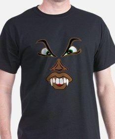 HALLOWEEN FANGS BY CANDIDOG T-Shirt for