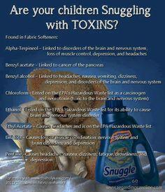Baby's Toxins...??!
