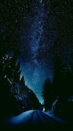 Natur Wallpaper, Blue Sky Wallpaper, Night Sky Wallpaper, Wallpaper Space, Scenery Wallpaper, Wallpaper Wallpapers, Iphone Wallpaper, Beautiful Nature Wallpaper, Beautiful Sky