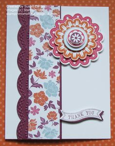 quintessential flower stampin up - Google Search