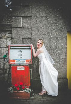 A beautiful bride in trousers makes for a spectacularly inspirational Borris House wedding day captured by the talented Leanne Keaney. European Wedding, Cosmopolitan, Beautiful Bride, Wedding Day, Jumpsuit, Formal Dresses, Photography, Fashion, Pi Day Wedding