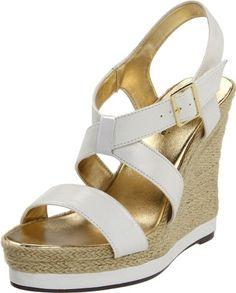 Michael Antonio Women's Galin Wedge Sandal