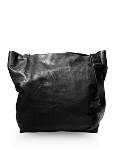 Medium leather bag Women's - ANN DEMEULEMEESTER